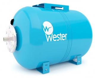 Гидроаккумулятор горизонтальный Wester WAO150