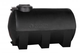 Бак для воды ATH 1000 черный с поплавком