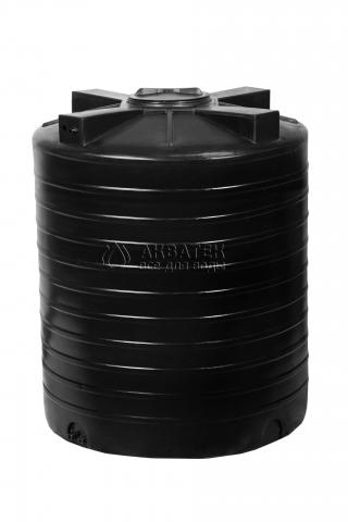 Бак для воды ATV-3000 (черный)