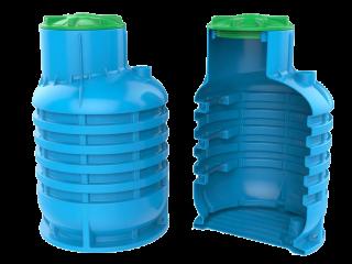 Кессон пластиковый Rodlex -KS 2.0