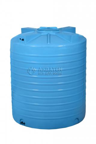 Бак для воды ATV 3000 синий