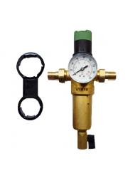 Фильтр промывной для горячей воды JC157 1/2