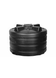 Бак для воды ATV-1000 (черный) с поплавком
