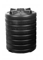 Бак для воды ATV-2000 B  (черный) с поплавком