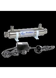 Установка УФ обеззараживания 1 GPM WW ER-60
