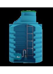 Кессон пластиковый Акватек (Aquatech)