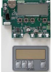 Электронная плата V1-V2QC EI